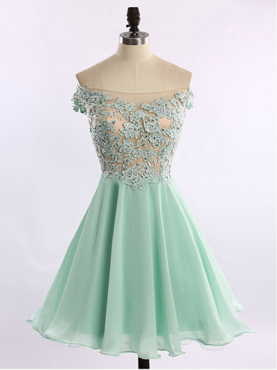 Sexy Short Charming A-Line Short Prom Dresses,Homecoming Dress, Homecoming Dresses On Sale