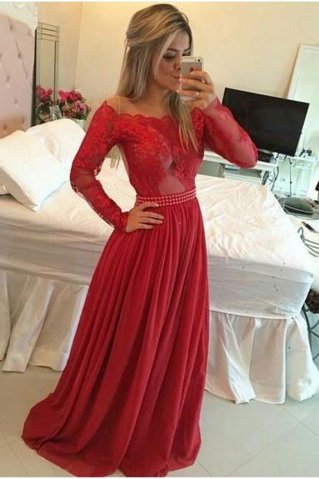 Evening Dress Store-New Arrival Sexy Prom Dress,Lace Prom Dresses,Lace Prom Dress