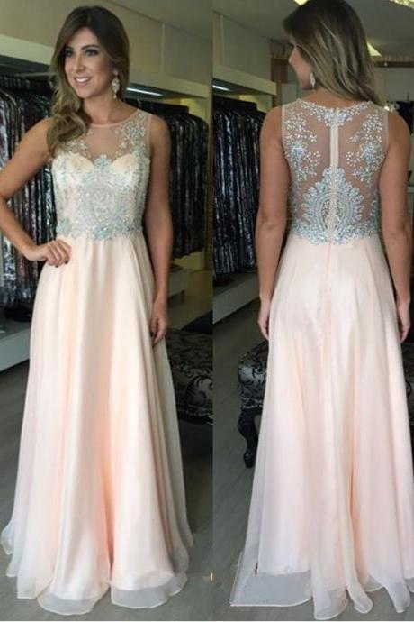 High Quality Light Pink Long Prom Dresses for Women with Beading,Junoesque Prom Dresses,Simple Prom Dress,Eleg Glamour Evening Dress,Ant Prom Dresses,Sumptuous Prom Dresses,beautiful Prom Dresses,Romantic Prom Dresses,Wedding dress,clothing,Women's clothing,2018 Evening Dress,2017 Prom Dresses,2018 Prom Dress