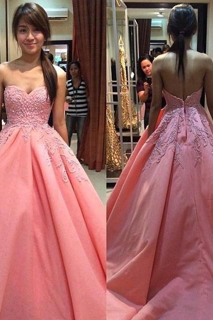 Sheath/Column Bateau Floor-length Sleeveless Elastic Woven Satin Prom Dress/Evening Dress30003Strapless Prom Dress, Handmade Prom Dress,Long Prom Dresses,Prom Dresses,Evening Dress, Prom Gowns, Formal Women Dress,prom dress