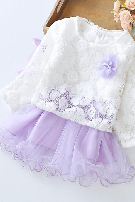 Christmas Dress Purple Tutu Dress Christmas Evening Dinner Outfit Photography Props F-0040