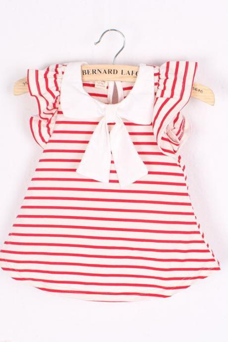 Kids Boys Girls Dress 6-9-12 Months Baby Princess Skirt 1-2-3 Year Old Female Baby Cotton Skirt F-0070